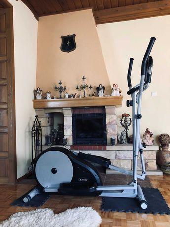 SOLIDNY Orbitrek niemiecki Amysa do 150kg rower eliptyczny siłownia