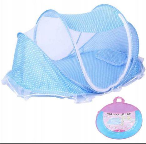 Namiot samorozkładający dla dziecka , niemowlęciamoskitiera 0-24m Nowy