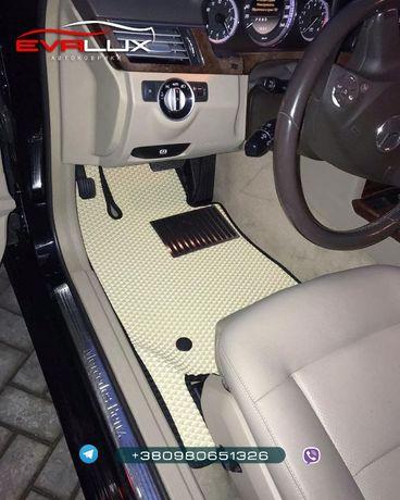 ЕВА коврики EVA Hyundai Sonata SantaFe Accent Elantra Coupe Getz Cret