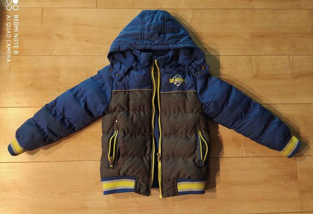 Authentic куртка зимова 4-5 років