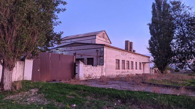 Продам здание колбасного цеха-бойни