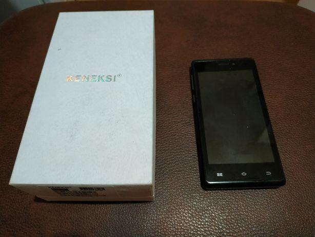 Мобильный телефон Keneksi Rock Black