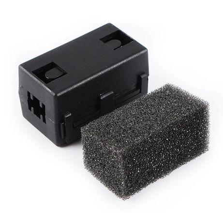 Filtro de filamento para impressão 3D