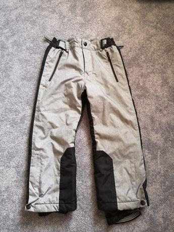 Spodnie narciarskie chłopięce r.  110