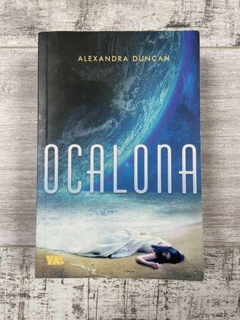 "Książka ""Ocalona"" Alexandra Duncan"