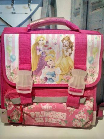 Totnister , plecak Disney Princess różowy
