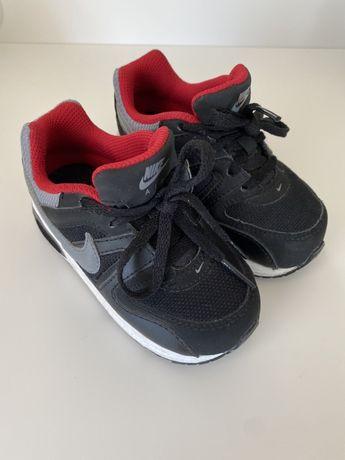 Кроссовки на мальчика Nike Air max 25р !оригинал! 15 см стелька