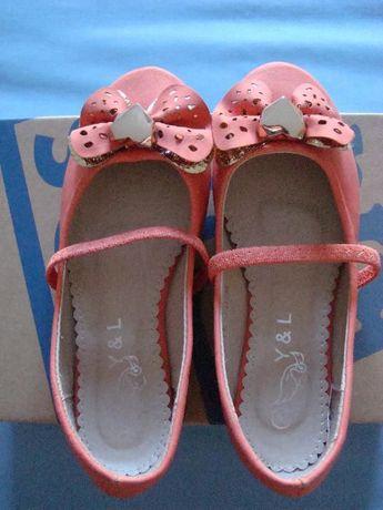Sapatos de menina Y&L nº25