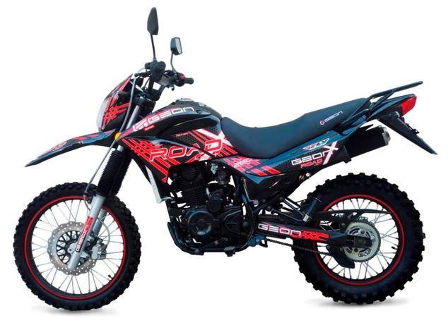 Продам мотоцикл GEON X-ROAD LITE 200/250, от официального дилера