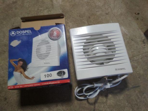 Продам вентилятор витяжка нова.