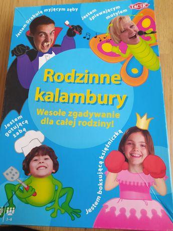 Gra planszowa Rodzinne Kalambury