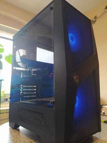 Komputer i7 6700k, GTX 1080, 16GB DDR4, SSD M.2, Fortnite, CS, GTA 5