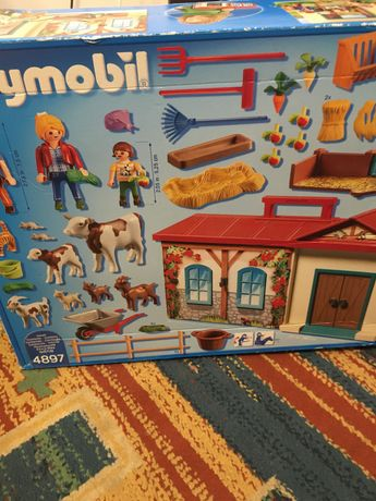 Farma playmobile