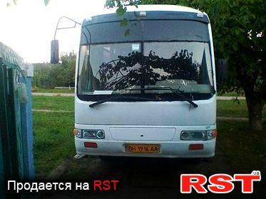 Автобус YOUYI ZHT 6730 DH