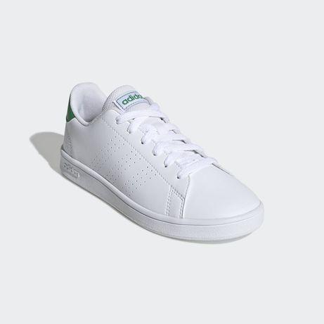 Adidas кроссовки белые