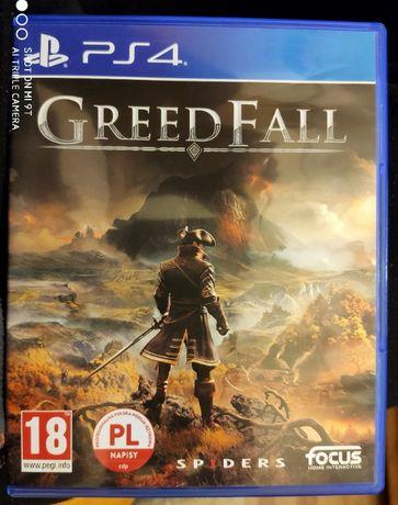 GreedFall PL. - PS4