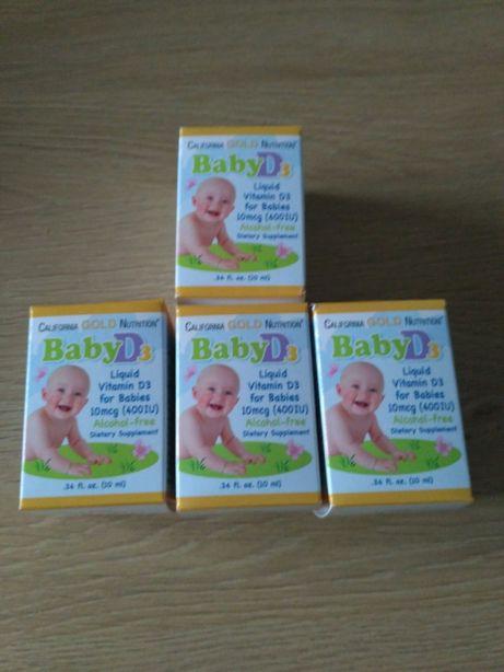 Витамин D для Ваших малышей!
