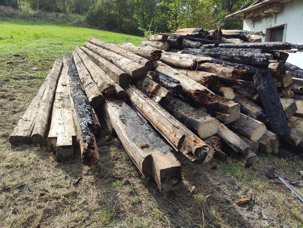 Stare belki drewniane