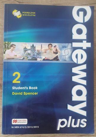 Gateway 2 plus, podręcznik - PUSTY