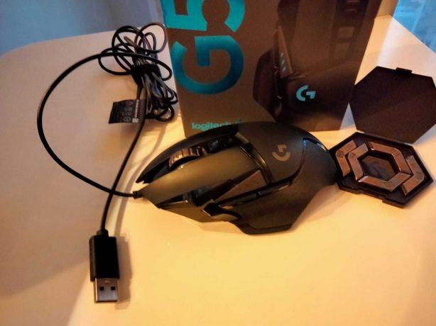 Mysz przewodowa Logitech G502 Hero cena 240 zł plus przesyłka