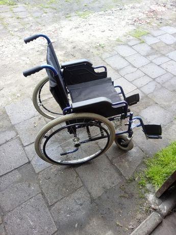Wózek inwalidzki sprawny