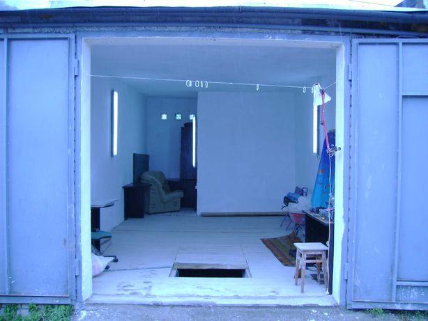 Капитальный гараж на Троещине
