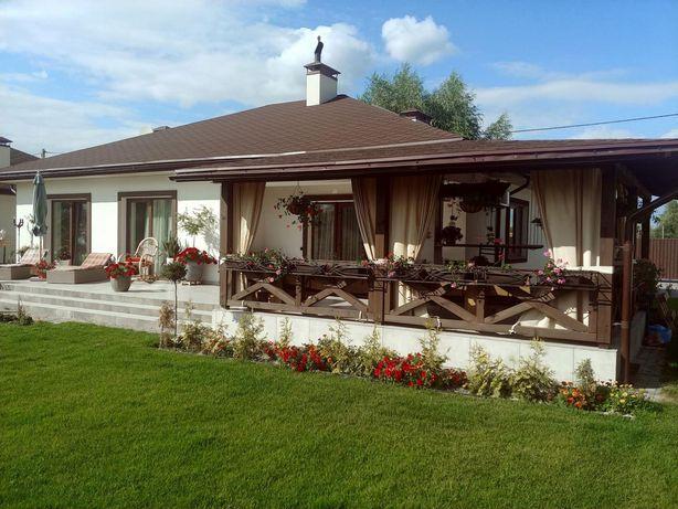 Дом с ремонтом в Новосёлках 100м2, выход к озеру! Возможна рассрочка.