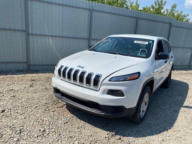 Разборка Jeep Cherokee 2.4 awd pw7 шрот запчасти джип чероки kl