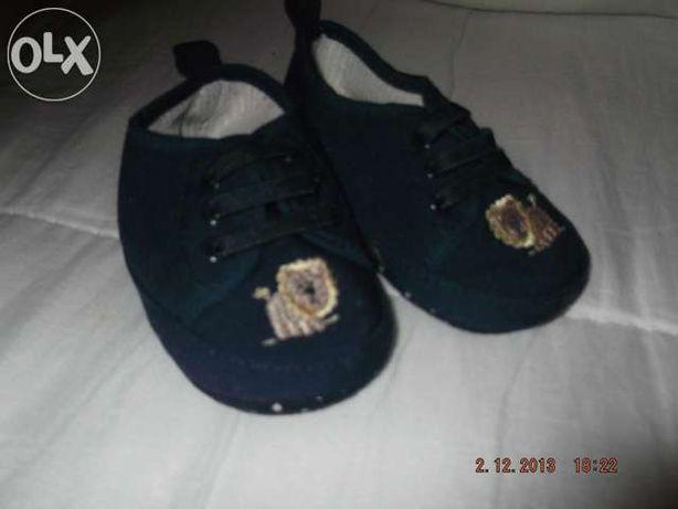 Sapatos de Criança 9/12 meses