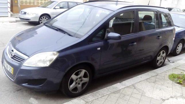 Opel Zafira 1.7 CDti, 2008, 248000Km, 4500€