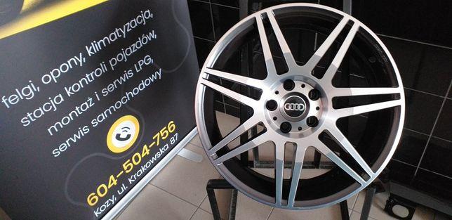 """Felgi Aluminiowe 5x112 16"""" Nowe! Audi Mercedes VW Skoda Seat"""