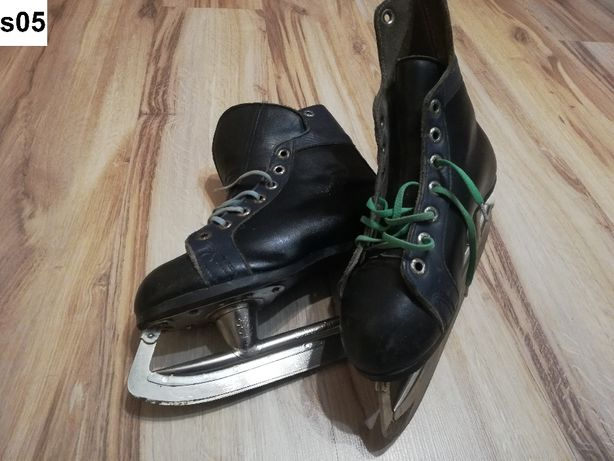 s05 łyżwy hokejowe 25cm METEOR 100 POLSPORT