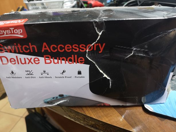 Switch Accessory Deluxe Bundle akcesoria