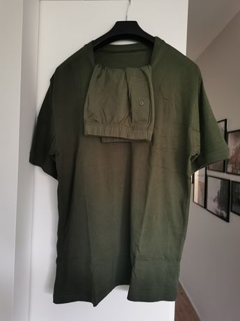 Bielizna letnia koszulka 518/MON, spodenki 529/MON komplet L