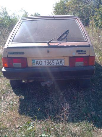 Машина ВАЗ 2108 1986року