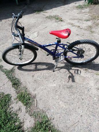 Велосипед детский Decathlon на 5-8 лет