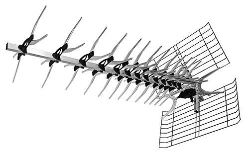 Ustwawianie i montaż anten satelitarnych POLSAT CYFRA+ i naziemnych