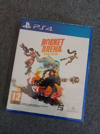 Jogo PS4 - (selado). Rocket Arena Mythic Edition