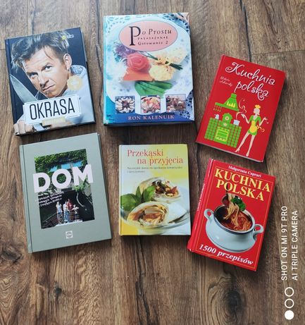 Książki kucharskie za darmo