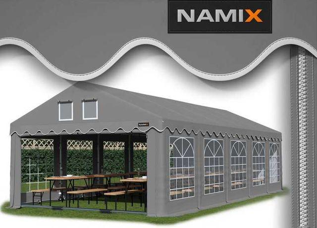 Namiot ROYAL 6x10 magazynowy handlowy garaż PVC 560g/m2 CAŁOROCZNY