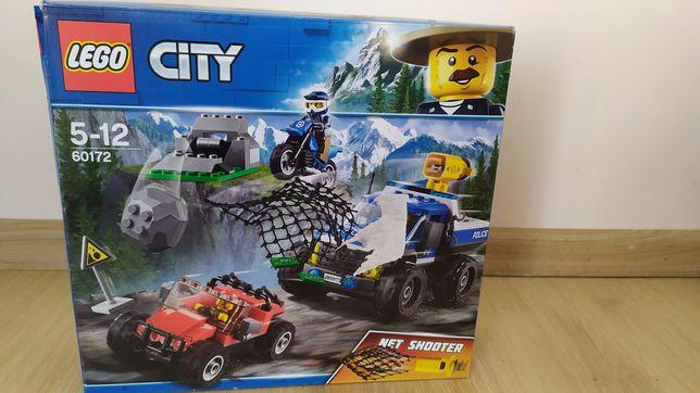 LEGO City 60172 Pościg górska drogą