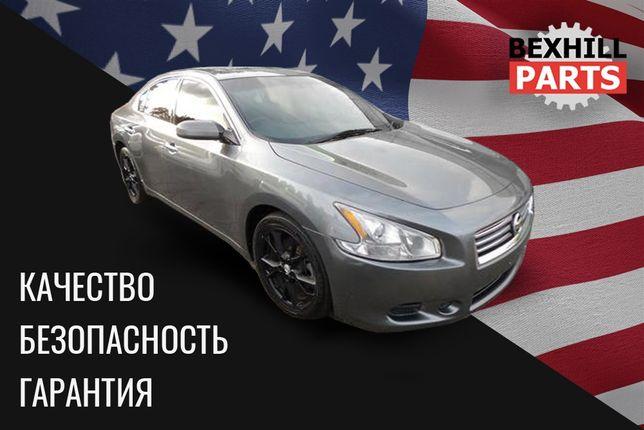 Разборка автомобиля Nissan Maxima 2008-2014 запчасти ШРОТ