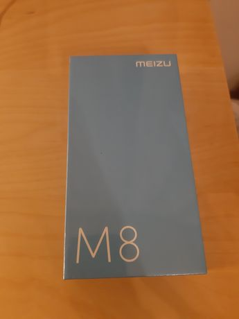 Nowy  Meizu M8 4/64 (niebieski) - gwarancja Euro RTV Agd - jak Xiaomi