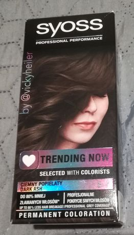 Farba do włosów Syoss 5-5