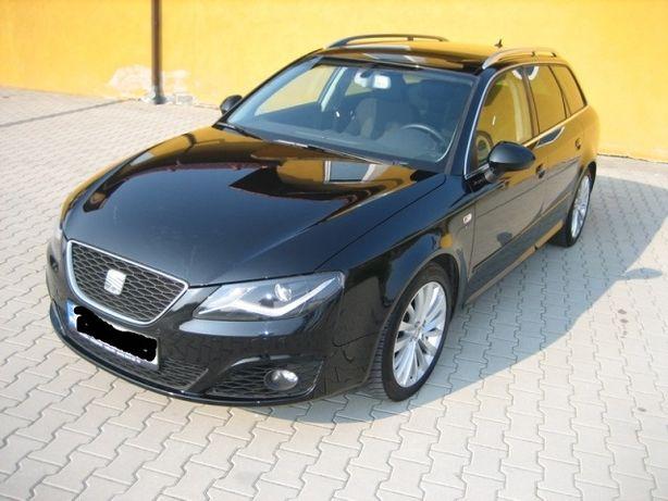 SEAT EXEO ST Advantage, Audi A4 Automat, Xenon, Max. wypos.FV 23%