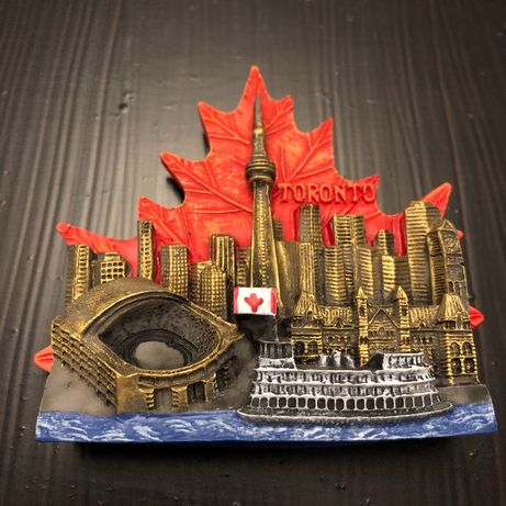 Magnes na lodówkę Kanada