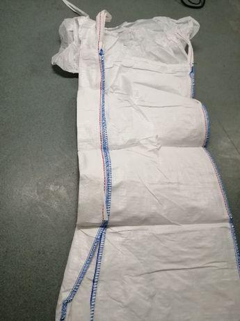 Nowe worki Big Bag z FARTUCHEM/LEJEM 210 cm wysokości PROMO