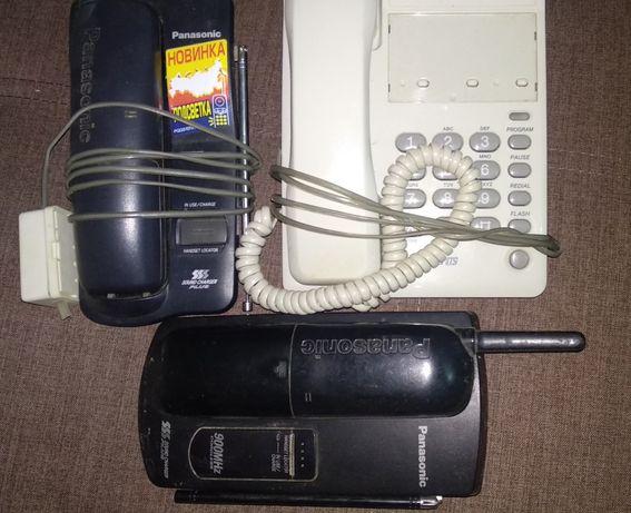 Стаціонарні телефони Panasonic, обмін