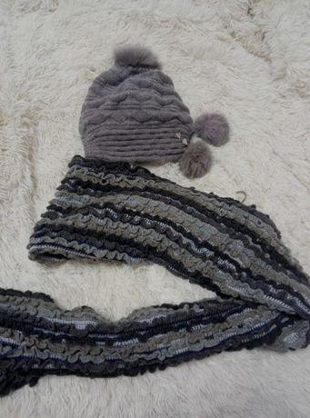 Шапка та шарф