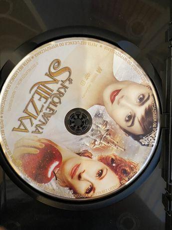Królewna śnieżka dvd disney film